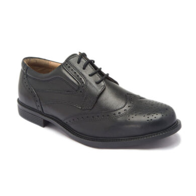 Leather Brogues Shoes